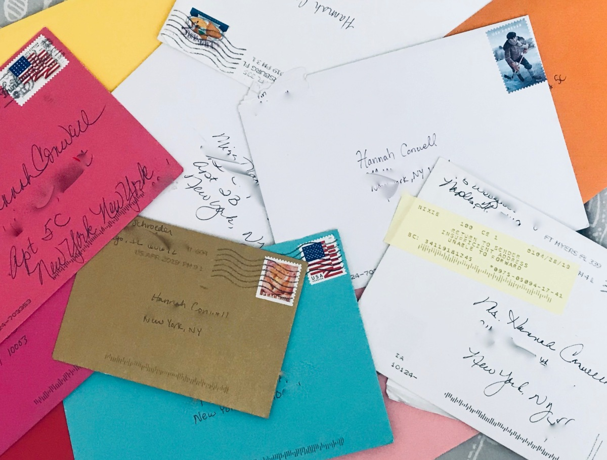 The Lost Art of LetterWriting