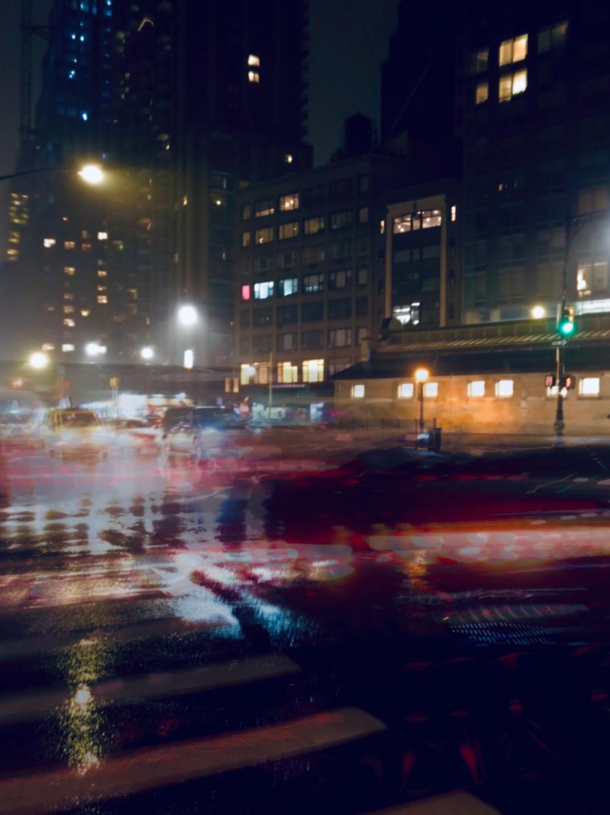 New York, Unfocused