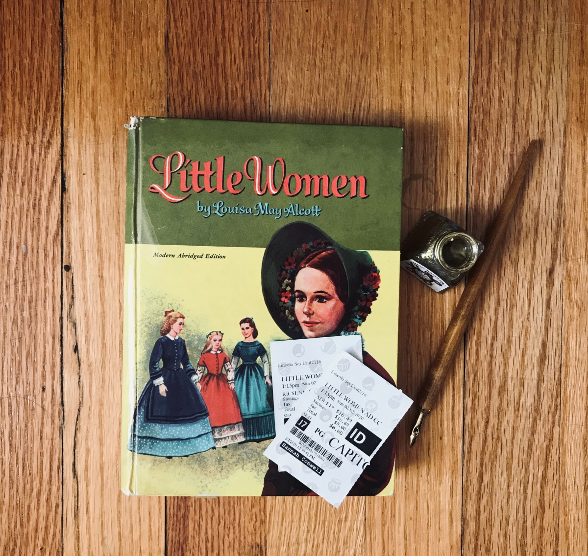 Little Women—Book and MovieReview